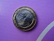 Falkland Islands coin 2004 £2 - Centenary of the Battle of Falkland £2 HMS Coin