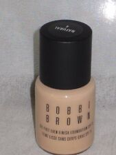 NEW BOBBI BROWN MOISTURE RICH FOUNDATION in NATURAL #4, 0.5OZ/15ML, TESTER PACKA