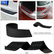 35.8 inch Black rear bumper protector Car Guard Body Scratch Protector Trim Cove