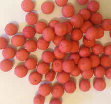 10mm Pink Krill Boilies - Top Quality - Carp Love These!