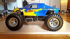 Thunder Tiger SSK 1/10 rc nitro monster truck (Like HPI Bullet)