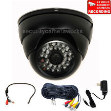 Security Camera Audio Weatherproof SONY CCD Infrared Night Vision Wide Angle BYO