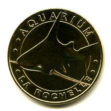 17 LA ROCHELLE Aquarium, Requin, 2004, Monnaie de Paris