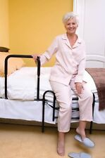 Bed Support Rail Easy-UP Handle Wide Safety Assist Medical Adjustable P569 Carex