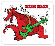 Rockin Dragon Mouse Mat - Cymru/Wales Dragon