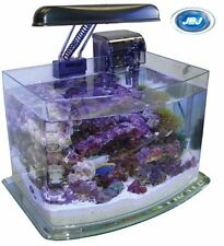 JBJ PICOTOPE 3 gal. Curved Glass Tank