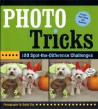 Photo Tricks: 100 Spot-the-Difference Challenges