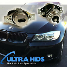 10W Xenon White LED Angel Eye Marker BMW 3 SERIES E90 LCI Halogen Lights rings