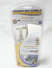Monster Cable Home Series HDMI 3.1 Cable 4' Surround Sound HD TV 1080p NEW