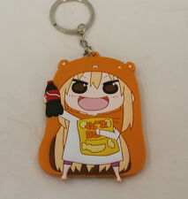 Himouto! Umaru-chan cola chips rubber key chain doll cute ornament toys new