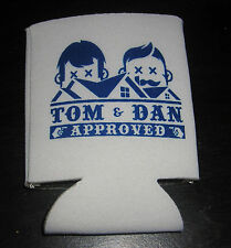 TOM & DAVE APPROVED BART MAREK FOAM BEER CAN COZY