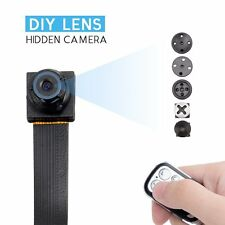 FREDI HD 1080P/720P Mini Super Small Portable DIY Hidden Spy Camera Loop Video R