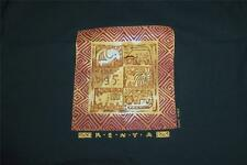 Womens Kenya TShirt Size Large The Big 5 Free Shipping -0214L70