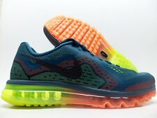 NIKE AIR MAX 2014 RUNNING NIGHT FACTOR/BLACK-VOLT SIZE MEN'S 11.5 [621077-308]