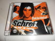 CD tokyo HOTEL-cri (si fort tu peux)