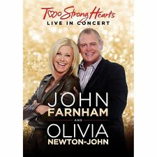 JOHN FARNHAM /OLIVIA NEWTON-JOHN - TWO STRONG HEARTS -  DVD - UK Compatible