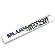 BLUEMOTION Car Tail Boot  Emblem For VW Scirocco Golf  PASSAT Polo