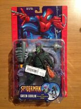 Marvel Spider-Man Green Goblin Action Figure, Toy Biz MOC Sealed#72014