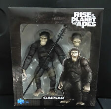 "new Rise Of The Planet Of The Apes Caesar action figure 6"" #kj8"