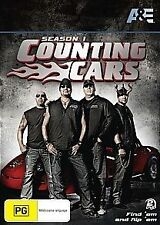 Counting Cars : Season 1 (DVD, 2013, 2-Disc Set) - Region 4