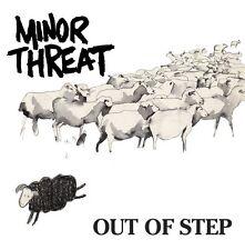 "Minor Threat Out Of Step 12"" Vinyl LP Record & MP3! sXe hardcore punk!fugazi NEW"