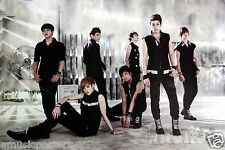 "INFINITE ""GROUP WEARING BLACK OUTFITS"" POSTER - K-Pop Music, Korean Boy Group"