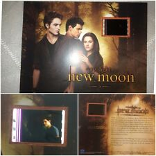 Twilight New Moon Taylor Lautner Limited Edition Film Cell #8