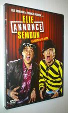 DVD ELIE SEMOUN / FRANCK DUBOSC ANNONCE - LES ANNONCES : LA SUITE DE LA SUITE -