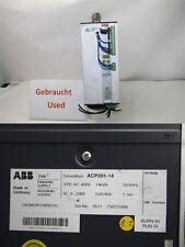 ABB ACP201-14 Servomotores 14 KVA SERVOAMPIFIERS 3ADM200136R0101