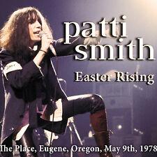 PATTI SMITH New Sealed 2016 UNRELEASED 1978 OREGON LIVE CONCERT CD