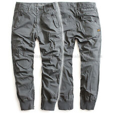 G-STAR RAW JACK LOOSE TAPERED CARGO SUMMER PANTS ROVER JEANS  W33(32) L32