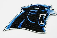 LOT OF (1) NFL NORTH CAROLINA PANTHERS EMBROIDERED LOGO PATCH ITEM # 07