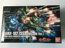Bandai 1:144 HGUC-180 AMX-102 Zssa, Unicorn Version  1144 NIB