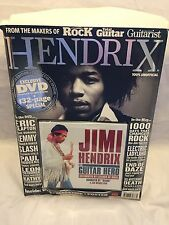 Jimi Hendrix - Magazine, DVD & Poster - Limited Edition Collectors Special