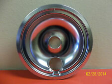 """8"""" inch Chrome Drip Pan for Ge Electric Stove"""