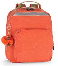 Kipling Ava BTS Medium Backpack In Sugar Orange C BNWT £84