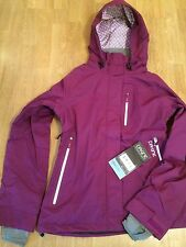 NEW Dakine Topaz 15k Purple Womens Medium Shell Snowboard Ski Jacket Ret$268