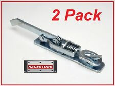 Heavy Duty Weld On Over Centre Fastener (2 Pack) - Camper Trailer Ute Tray 4WD