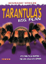 Tarantula's Big Plan (Mini Beasts),Twist, Clint,New Book mon0000017023