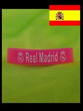 PULSERA SILICONA ★★ REAL MADRID VARIOS COLORES ★★ various colors FUTBOL FOOTBALL