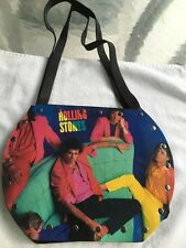 "ROLLING STONES 1986 ""DIRTY WORK"" VINYL LP ALBUM PURSE BY BANDINMYHAND.COM IN USA"