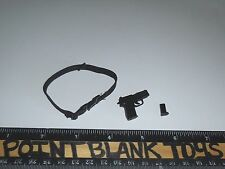 FRESHJIVE Belt & Pistol SEDITIONARY ARMY GINO 1/6 Action Figure Toys did dam bbi