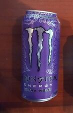 1x Cans Monster Energy Drink 16oz ULTRA VIOLET -New Release Full Sam's Exclusive