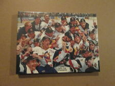 ECHL Peoria Rivermen SGA 2000 Kelly Cup Champs Canvas