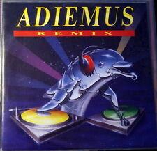 """Adiemus """"Adiemus (Remix)"""" RARE 1995 Eurodance 12"""""""