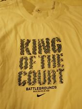 Nike King of the Court - Battlegrounds Basketball tank top - size XL