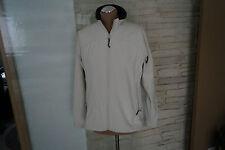 NORTHLAND Damen Softshell Jacke Sweatjacke Softshelljacke Fleece Gr.40 creme TOP