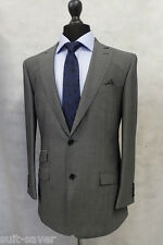 Men's Grey Skopes Single Breasted Suit 38R W32 L31 MV9697