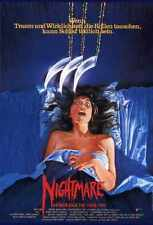 Nightmare On Elm Street 1 Poster 04 A4 10x8 Photo Print