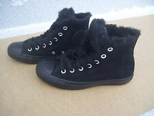 NEW WOMENS SIZE 6.5 CONVERSE CT ALL STAR HI 544980C BLACK BOOTS / SHOES